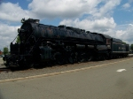 Reading 2124 at Steamtown National Historic Site