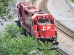 Canadian Pacific 4651 and 7311