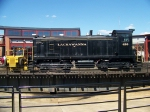 Turntable Demo at Steamtown