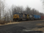 CSX 5109 and 7
