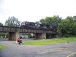 Norfolk Southern 9902 and 8785
