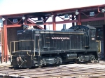 Delaware Lackawanna and Western 426 at Steamtown