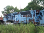 Former Conrail 6694