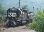 Norfolk Southern Allentown Yard