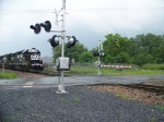 Norfolk Southern 5354 and 2555
