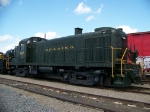 Reading 467 at Steamtown National Historic Site