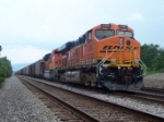 BNSF 6080 and 9369