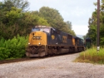 CSX 4529 and 5440