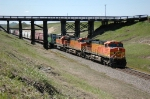 BNSF 5680