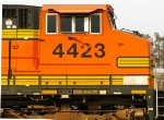 BNSF in Mexico