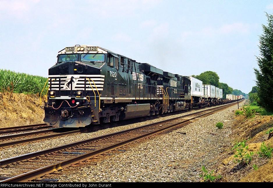 NS 7520 on 213