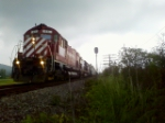 WNY&P eastbound on the erie main.