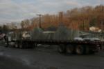 new pre cast bridge abutments