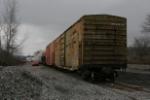 NS work train