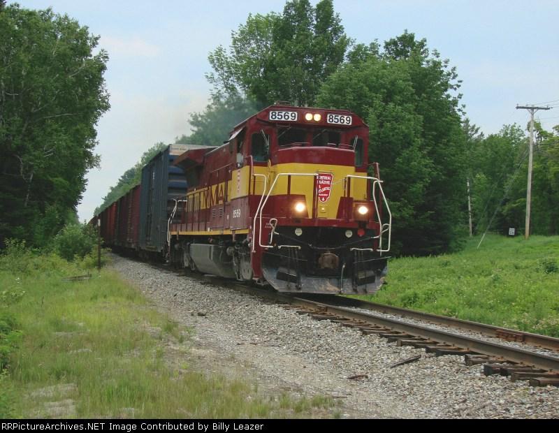 MM&A Train 513