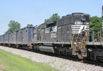 Former CNJ/B&O SD40 Trailing On 64J