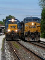 CSX H793 and Q136