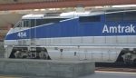 Amtrak #454 @ Los Angeles