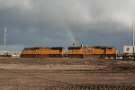 UP 4511 and 5218 miss the pot of gold......