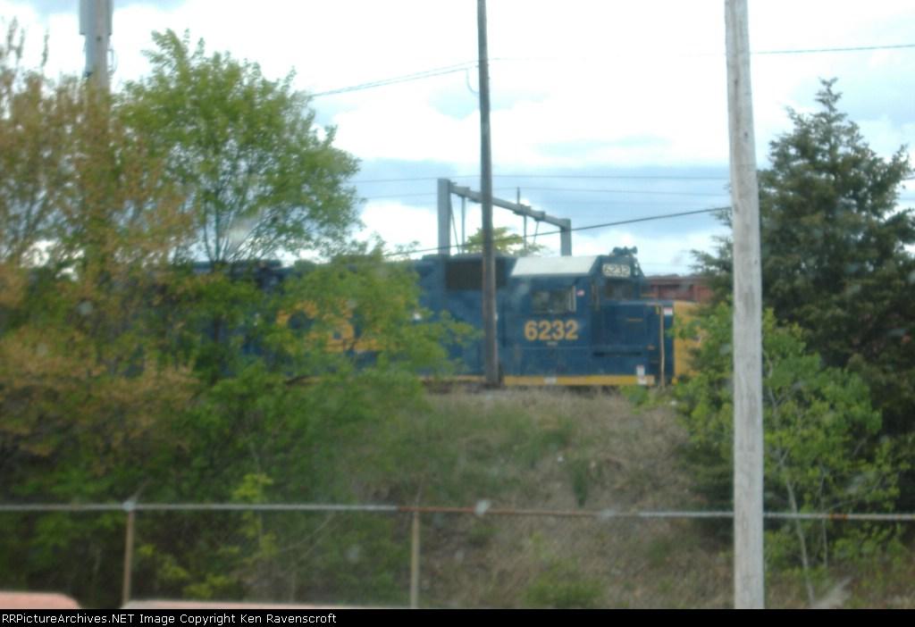 CSX 6232