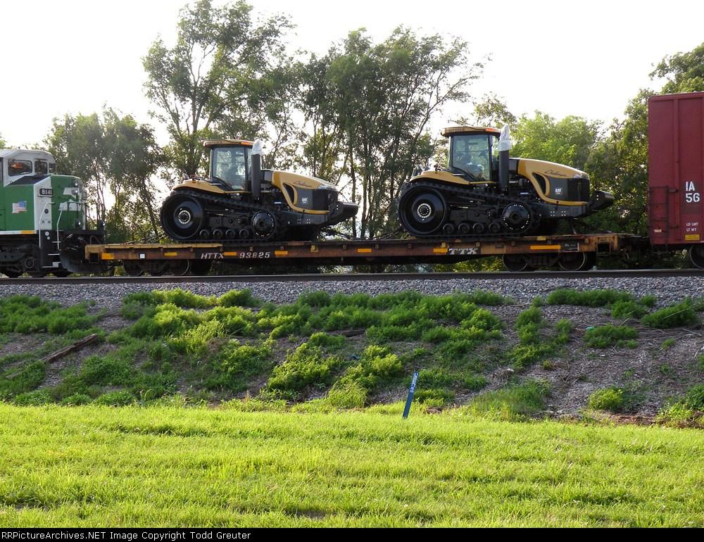 HTTX 93825 w/ CAT Load