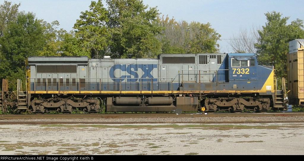 CSX 7332