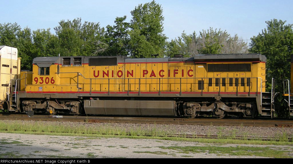 UP 9306