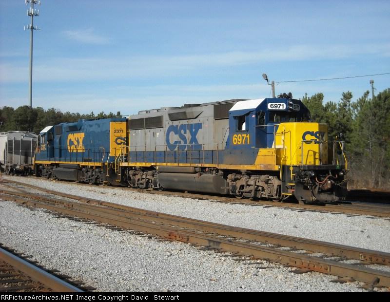 A713/CSX 6971