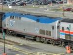Amtrak GE P42DC 90