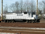 Amtrak EMD GP38 722