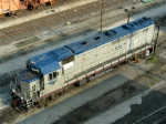 Amtrak EMD GP38H-3 523