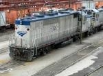 Amtrak EMD GP38H-3 525