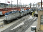 Amtrak and NS Power
