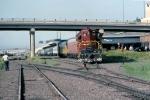 1291-10 Northbound DM&IR Two Harbors Centennial train