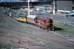 1291-17 Northbound DM&IR Two Harbors Centennial train