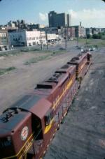 1291-20 Northbound DM&IR Two Harbors Centennial train