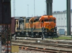 BNSF 2828