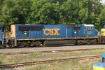 CSX 4734 on NB freight