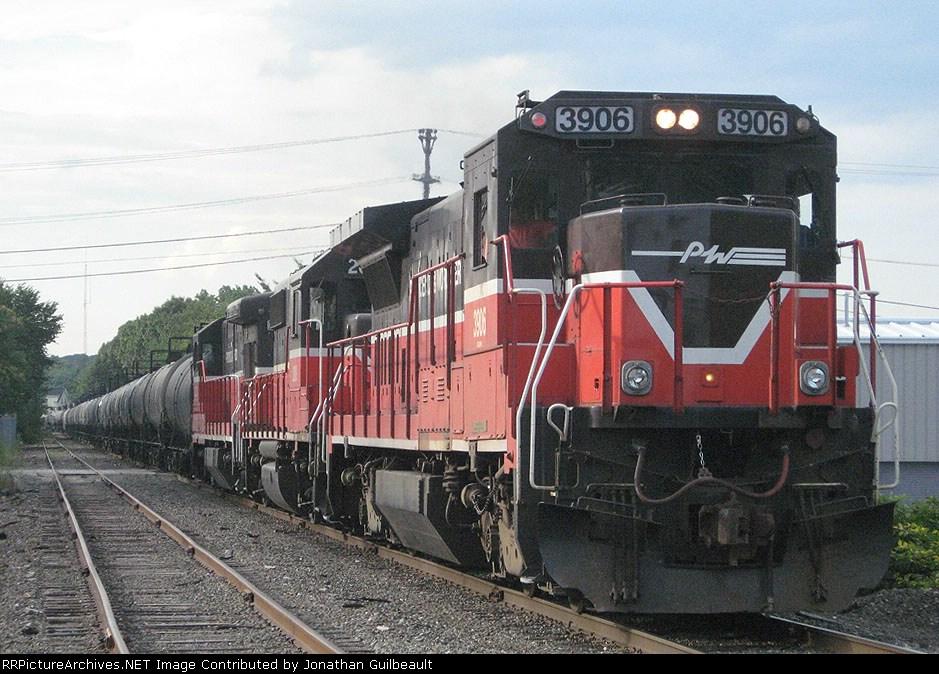 Unit Ethanol Train