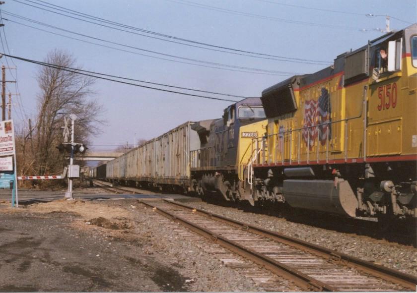 CSX 7768 - Q300