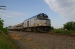 Trains in the Galesburg area