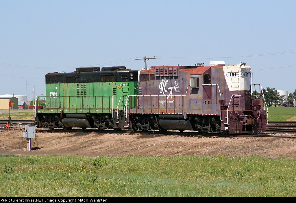Right Coop Locomotives