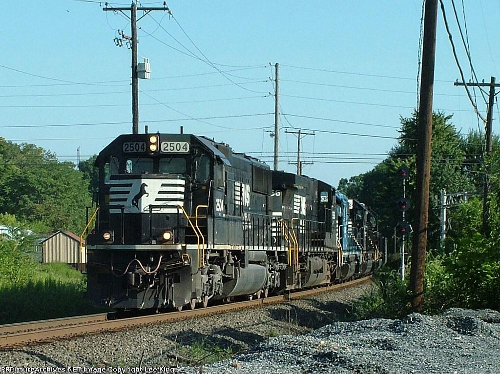 NS 2504 34A