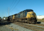 CSX 287 Needs A Shower