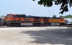 BNSF 1089 & 4376 in Howell Yard