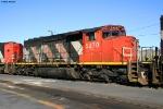 CN SD40-2W 5270