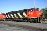 CN SD50F 5409