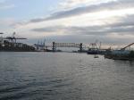 Arthur Kill Lift Bridge & Goethals Bridge