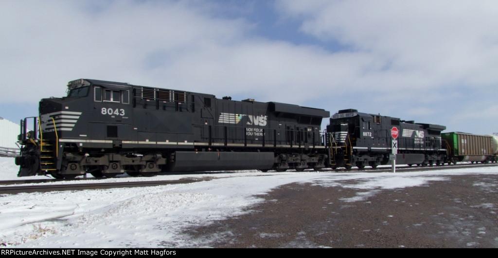 NS 8043