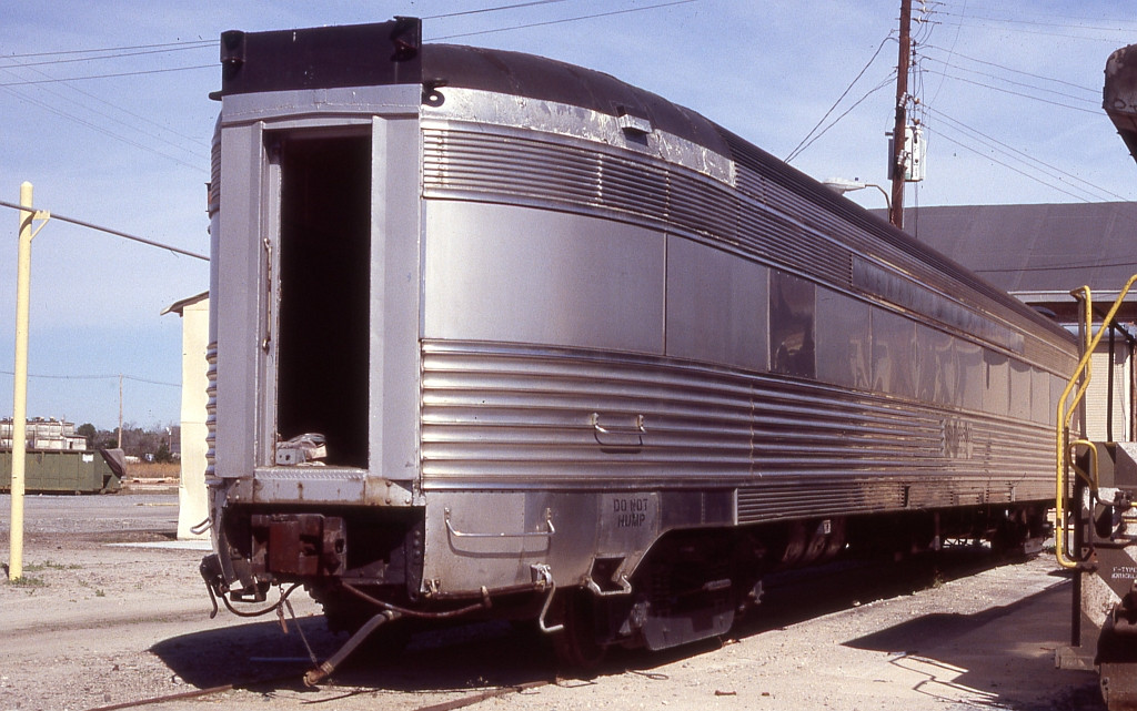 Seaboard Observation car